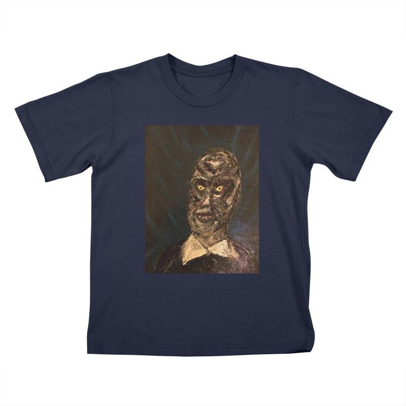 The Gentlemen Kids T-Shirt by skullivan's Artist Shop