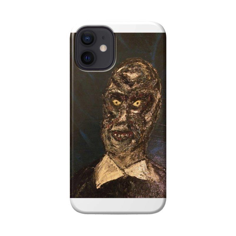 The Gentlemen Accessories Phone Case by skullivan's Artist Shop