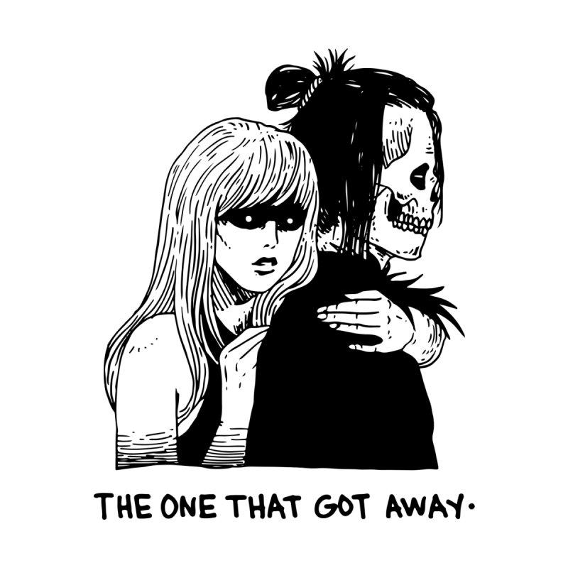 The One That Got Away by skullpel illustrations's Artist Shop