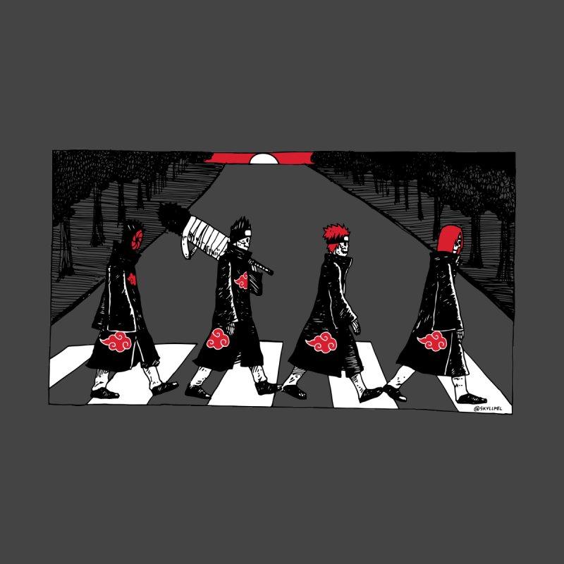 Akatsuki Crossing Abbey Road by skullpel illustrations's Artist Shop