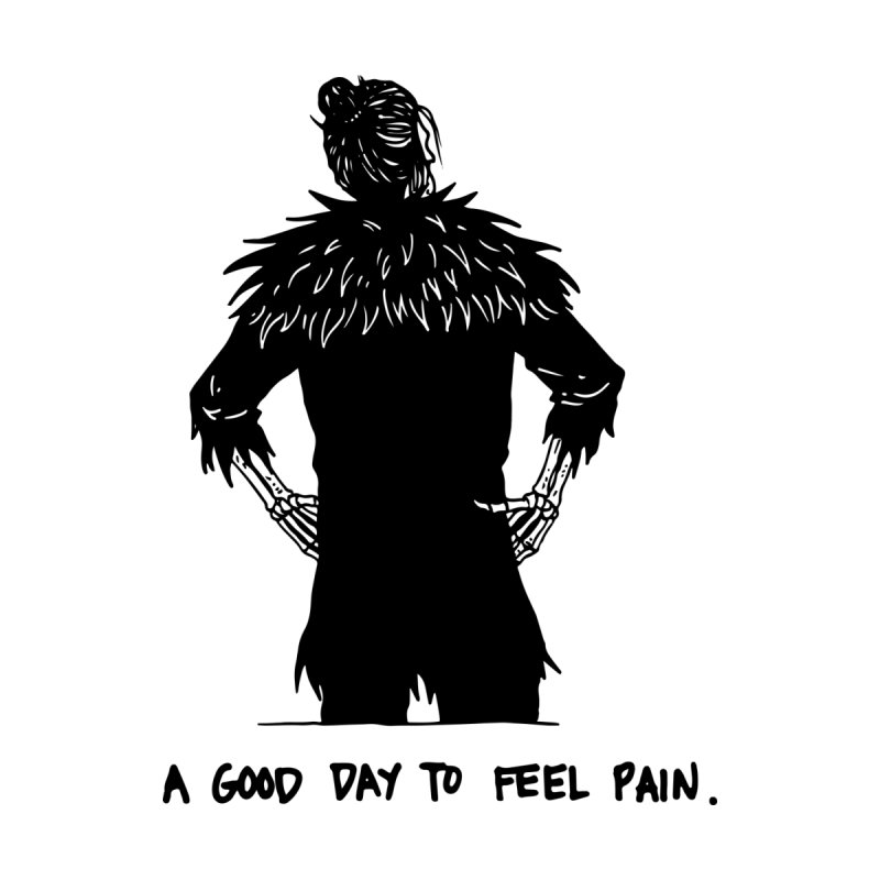 It's A Good Day! by skullpel illustrations's Artist Shop