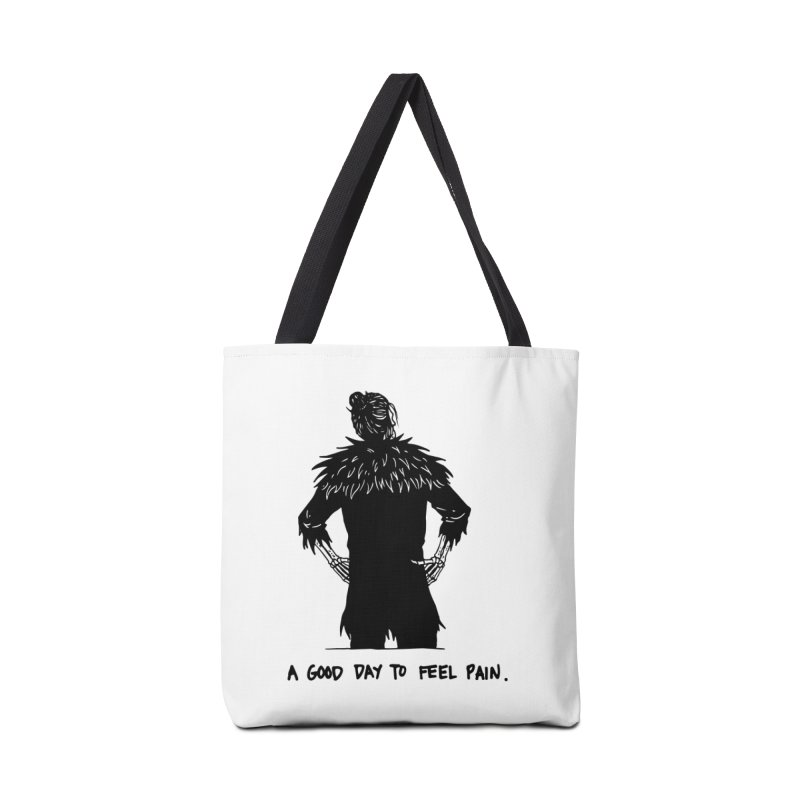 It's A Good Day! Accessories Tote Bag Bag by skullpel illustrations's Artist Shop