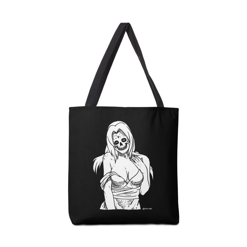 Sexy No Jutsu Tsunade Accessories Tote Bag Bag by skullpel illustrations's Artist Shop