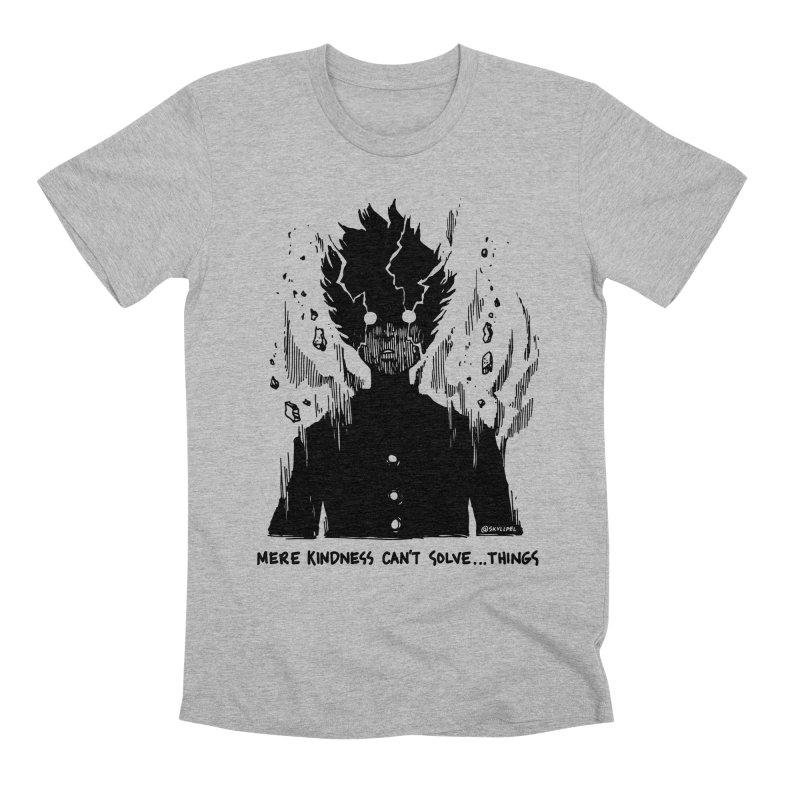 Level Frenzy: Mob Men's Premium T-Shirt by skullpel illustrations's Artist Shop
