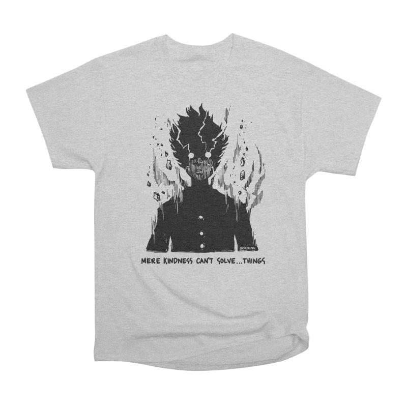 Level Frenzy: Mob Men's Heavyweight T-Shirt by skullpel illustrations's Artist Shop