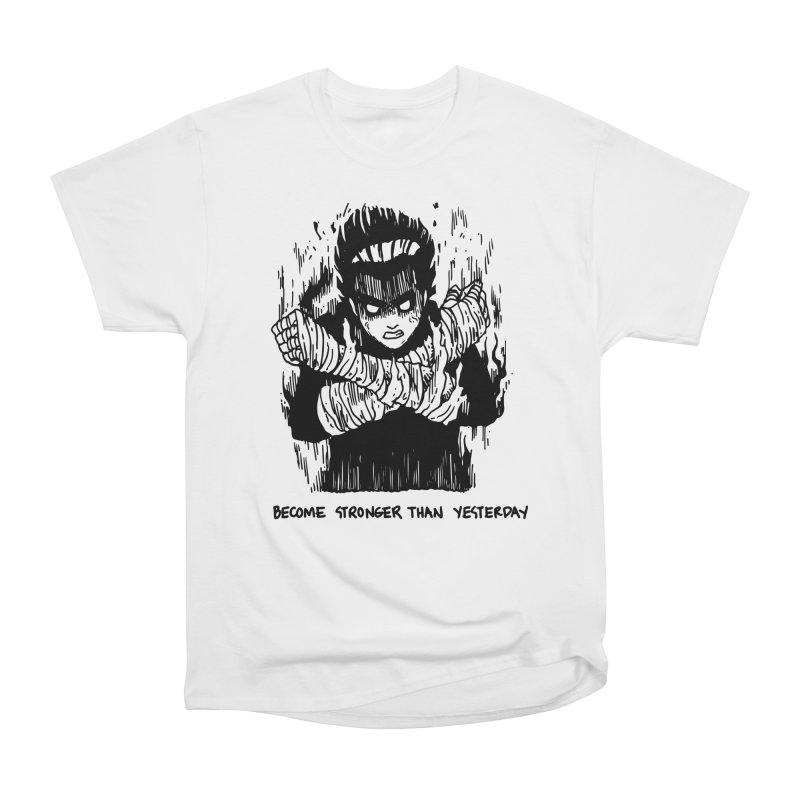 Level Frenzy: 8th Gates Men's Heavyweight T-Shirt by skullpel illustrations's Artist Shop