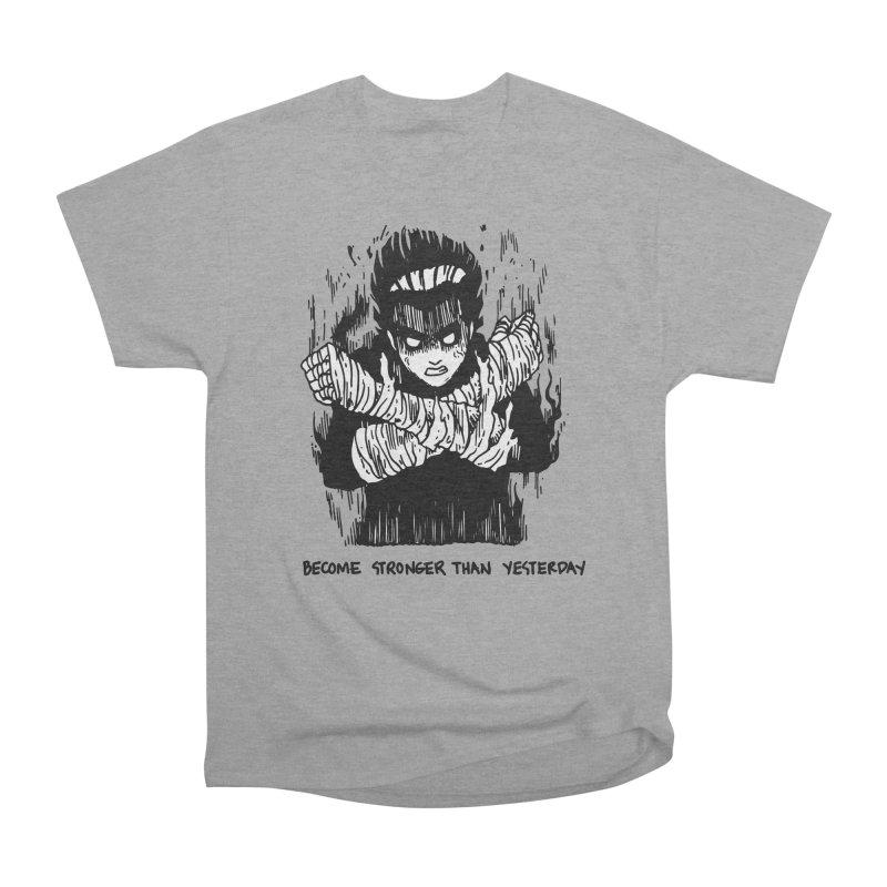 Level Frenzy: 8th Gates Women's Heavyweight Unisex T-Shirt by skullpel illustrations's Artist Shop