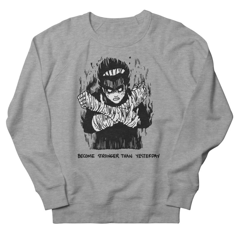 Level Frenzy: 8th Gates Women's French Terry Sweatshirt by skullpel illustrations's Artist Shop