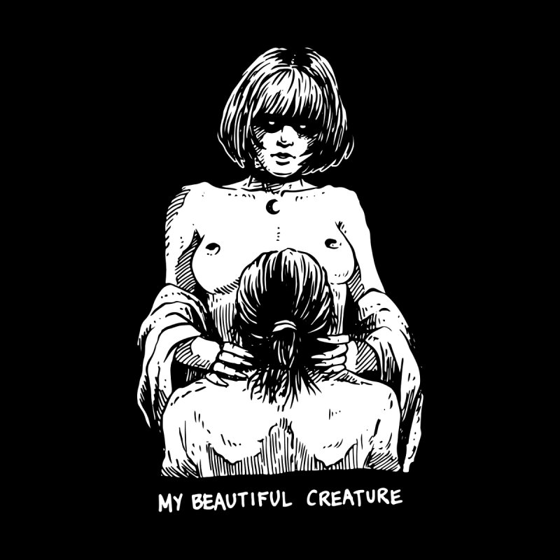 My Beautiful Creature by Skullpel Illustrations's Artist Shop
