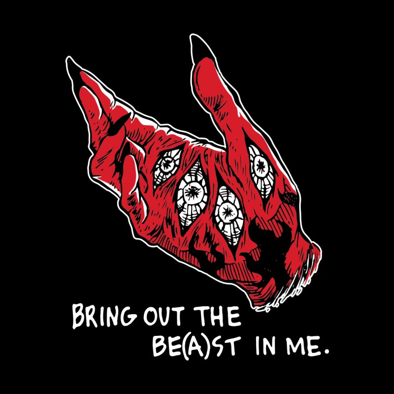 Bring The Be(a)st In Me. by Skullpel Illustrations's Artist Shop