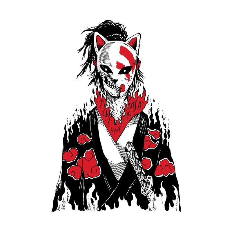 Broken Shinobi's Mask by Skullpel Illustrations's Artist Shop