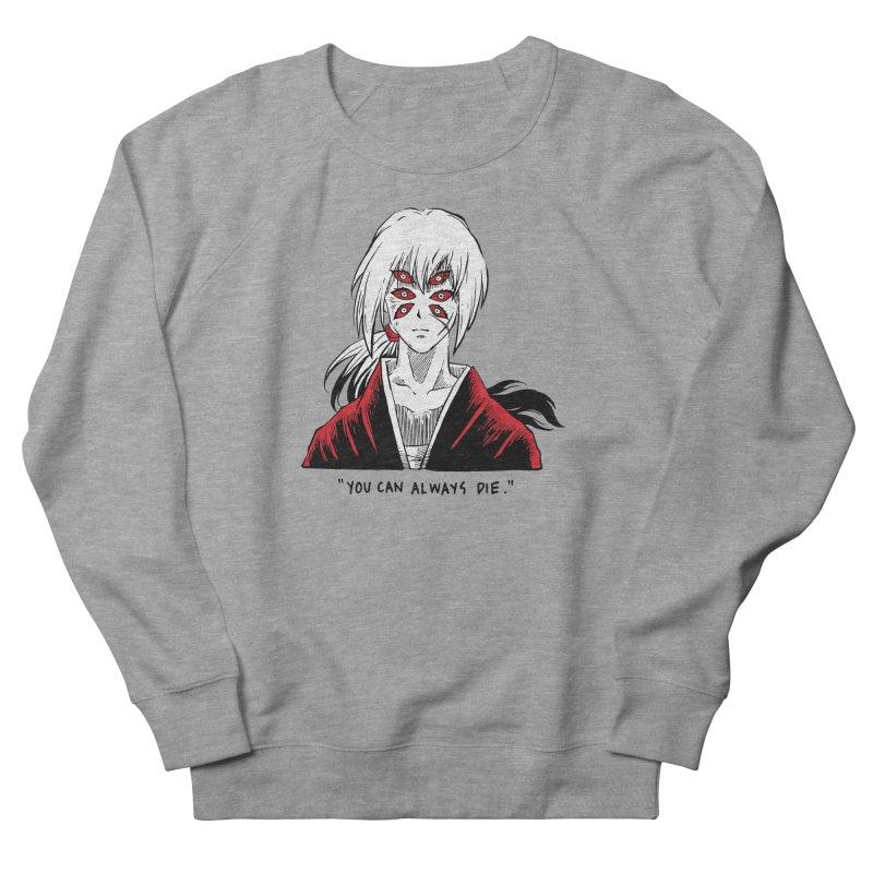 Animeta DNA Hybrid: Kenshin Kokushibou Men's French Terry Sweatshirt by Skullpel Illustrations's Artist Shop