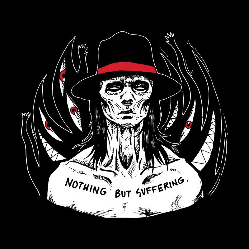 All Is Suffering by Skullpel Illustrations's Artist Shop
