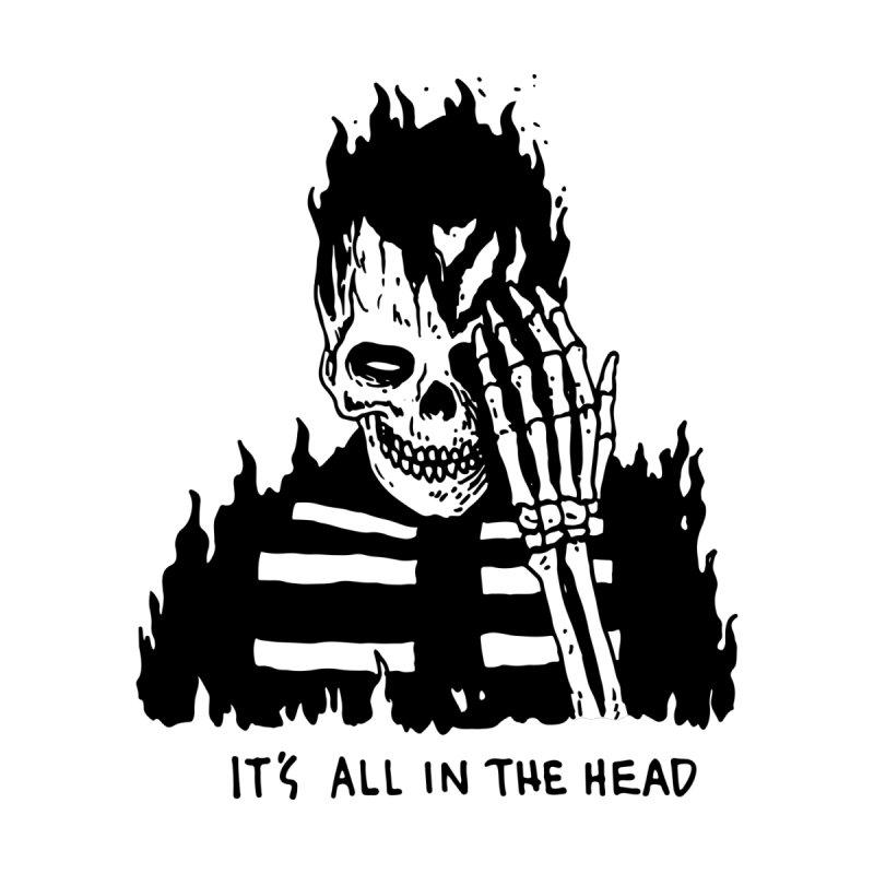 It's All In Here by Skullpel Illustrations's Artist Shop