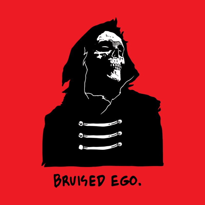 Bruised Ego by Skullpel Illustrations's Artist Shop
