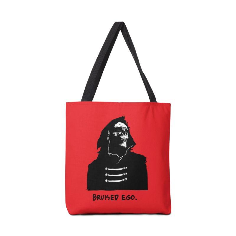 Bruised Ego Accessories Tote Bag Bag by Skullpel Illustrations's Artist Shop
