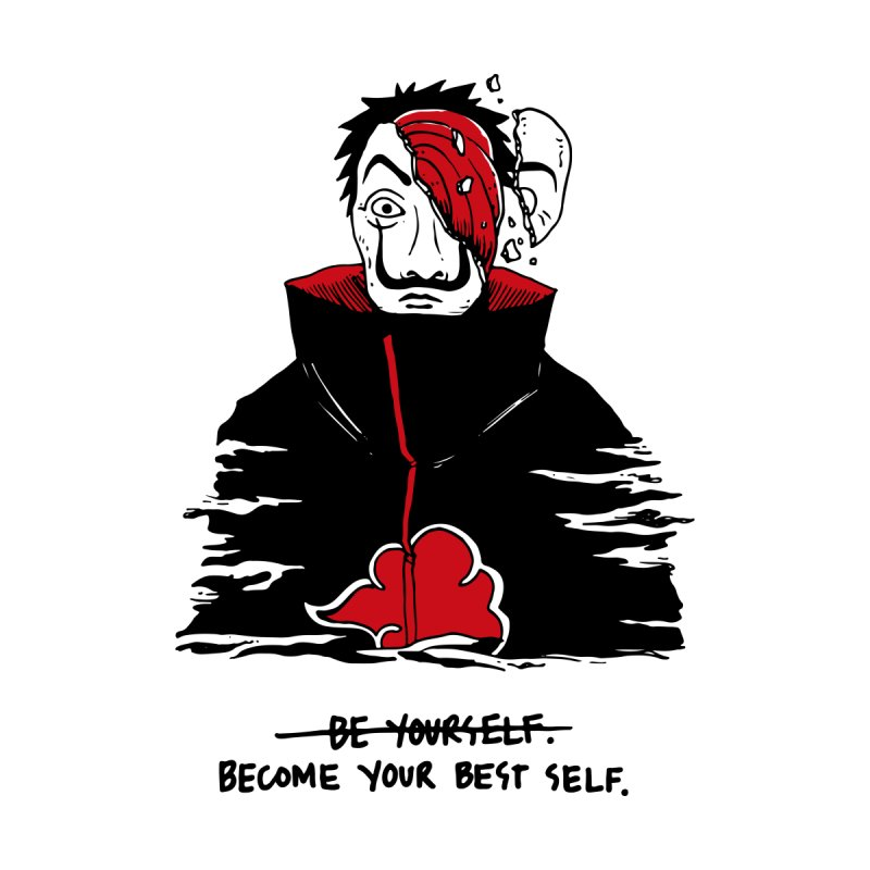 Become Your Better Self by Skullpel Illustrations's Artist Shop