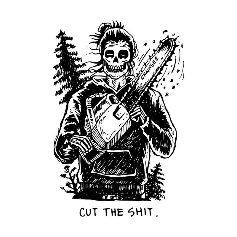 No Time For Bullsh*t by skullpel illustrations's Artist Shop