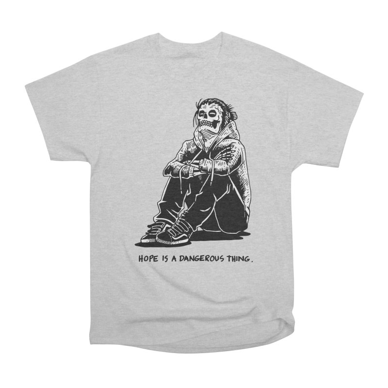 HOPE Men's Heavyweight T-Shirt by skullpelillustrations's Artist Shop