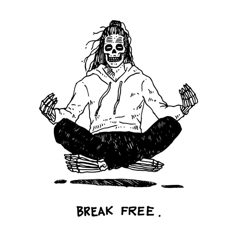 BREAK FREE by skullpelillustrations's Artist Shop