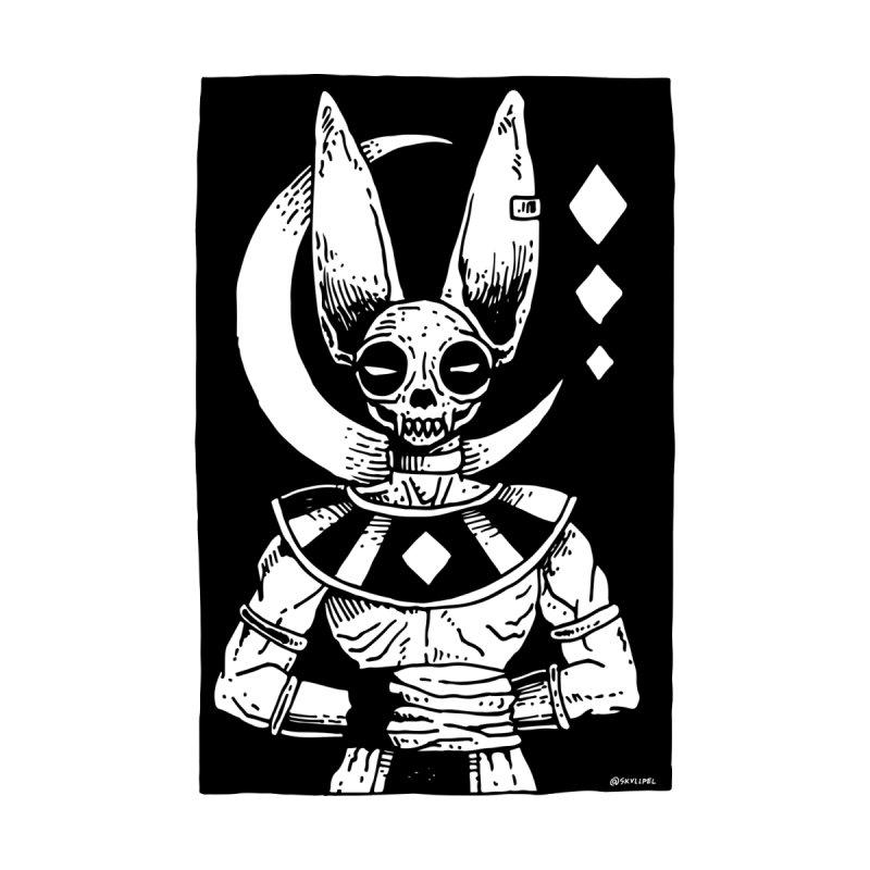 God of Destrvction by skullpelillustrations's Artist Shop