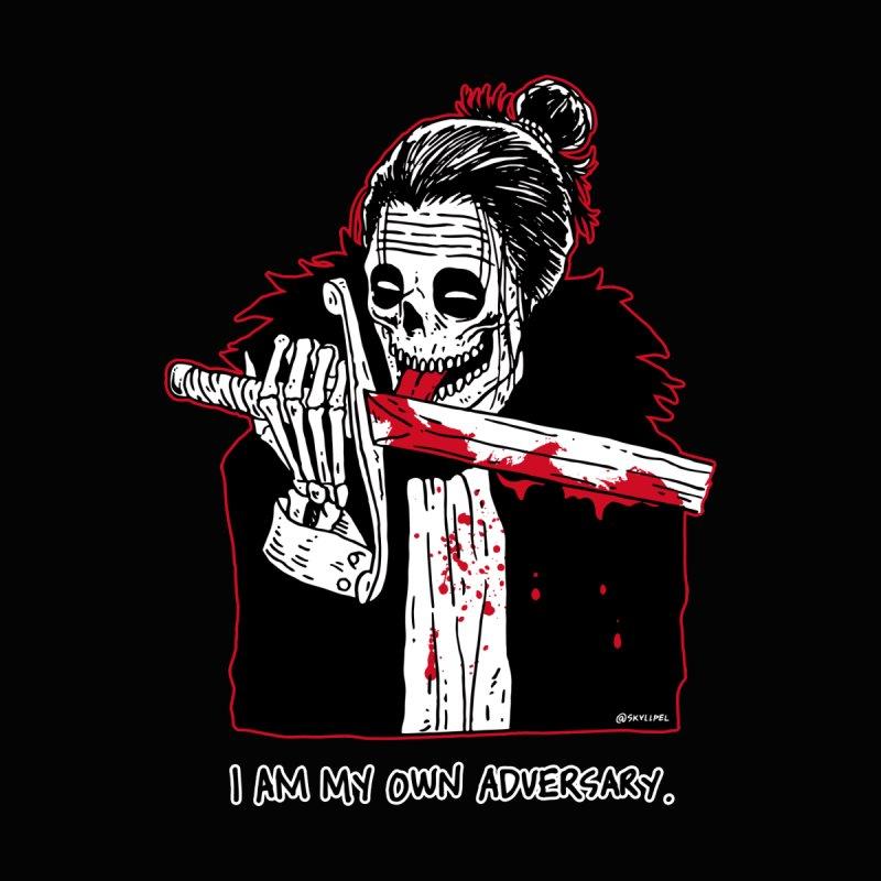 I'm My Own Adversary by skullpelillustrations's Artist Shop