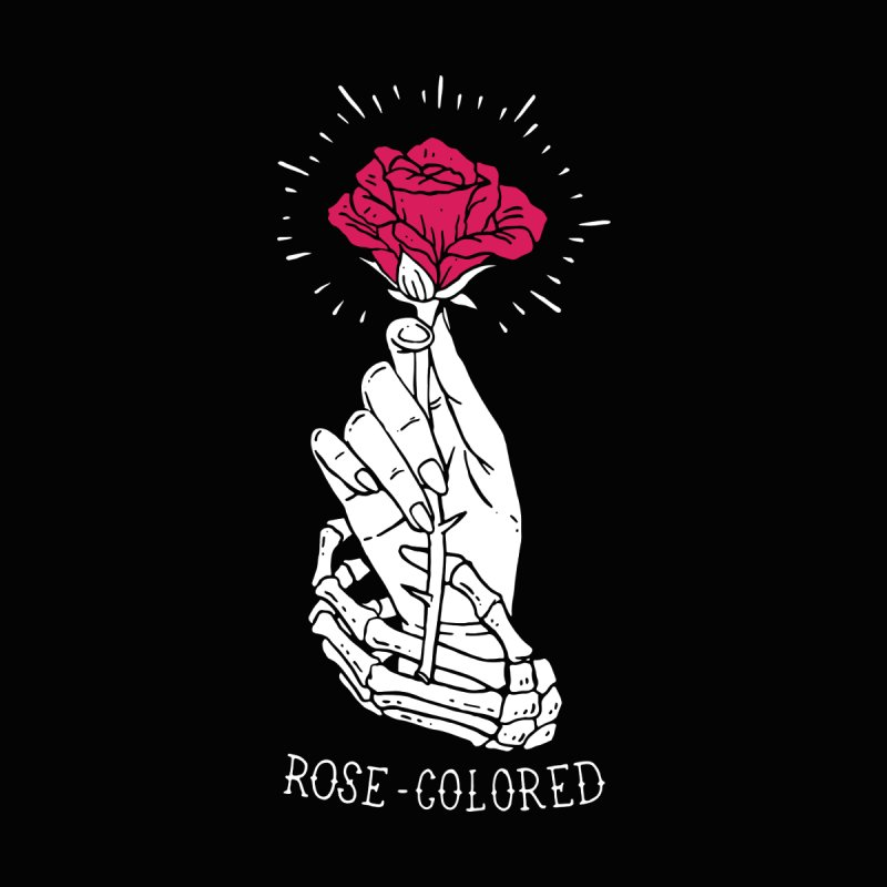 Rose-Colored Soul by skullpelillustrations's Artist Shop