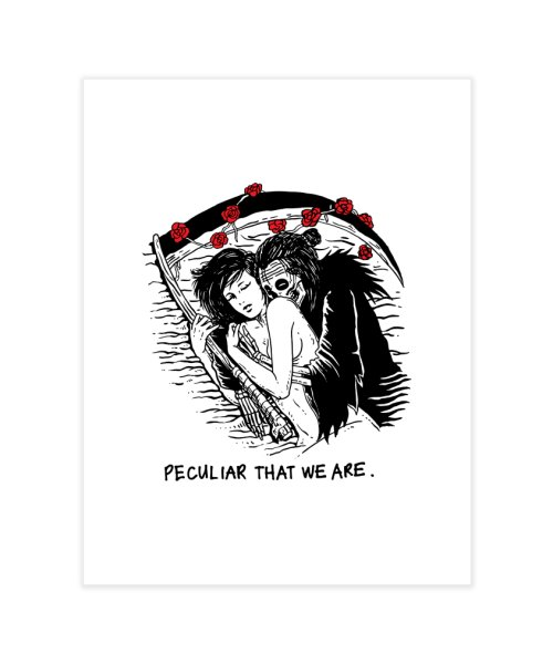 Peculiar Lovers That We Are