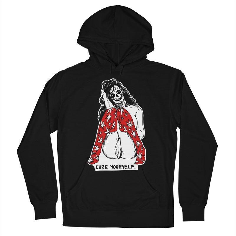 Cure Yourself Women's Pullover Hoody by skullpelillustrations's Artist Shop
