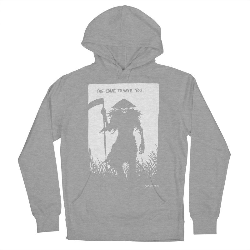 I Have Come To Save You Men's Pullover Hoody by skullpelillustrations's Artist Shop