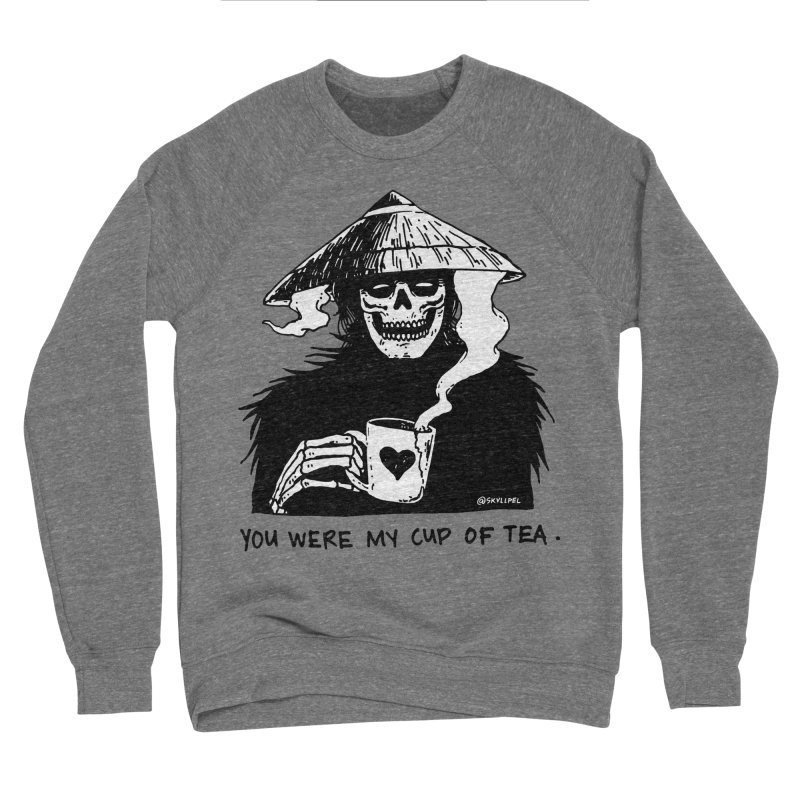 You Were My Cup of Tea Men's Sponge Fleece Sweatshirt by skullpel illustrations's Artist Shop