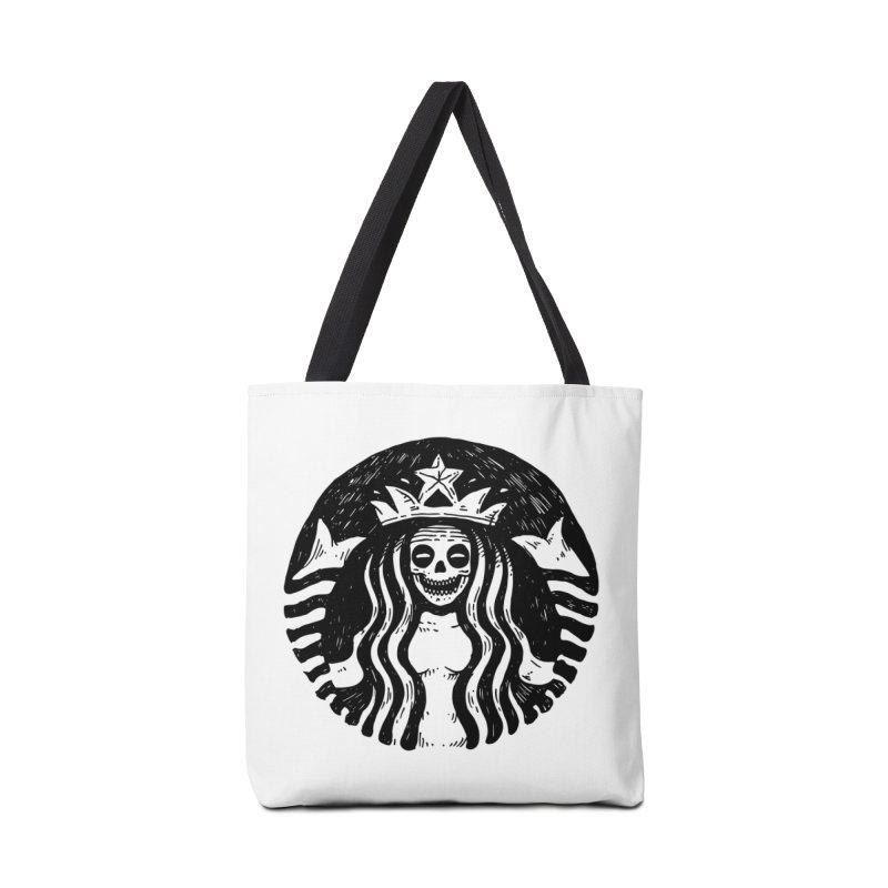 Skvllbucks Accessories Bag by skullpelillustrations's Artist Shop