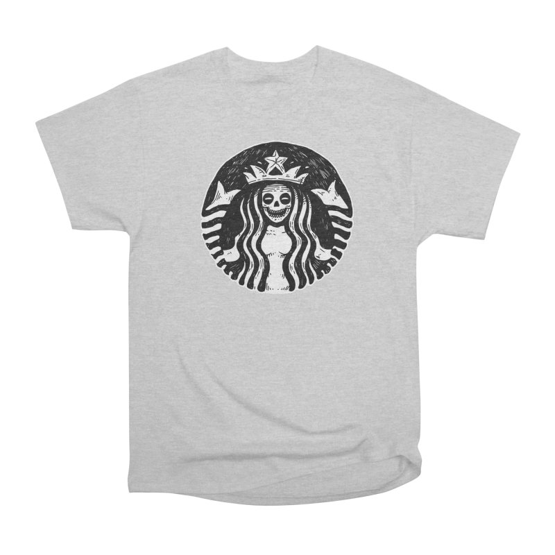 Skvllbucks Men's Heavyweight T-Shirt by skullpelillustrations's Artist Shop