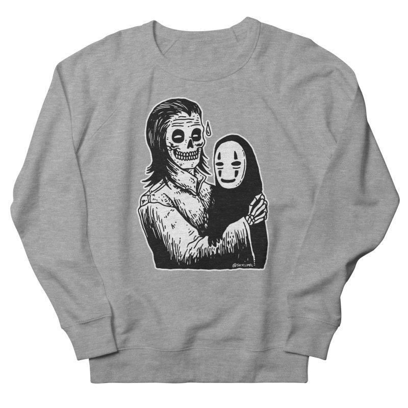 Godparenting Scares Me Women's French Terry Sweatshirt by skullpelillustrations's Artist Shop