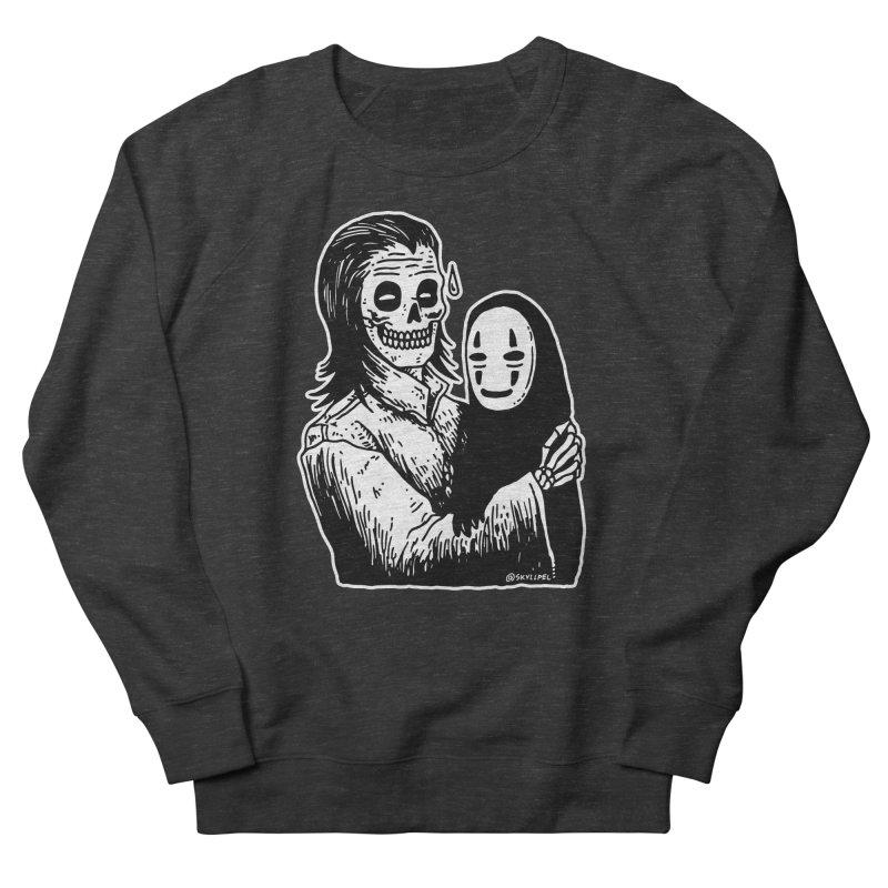 Godparenting Scares Me Men's French Terry Sweatshirt by skullpelillustrations's Artist Shop