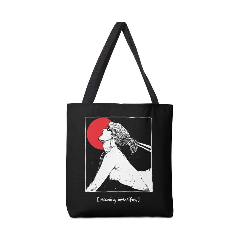 [Moaning intensifies] Accessories Bag by skullpelillustrations's Artist Shop
