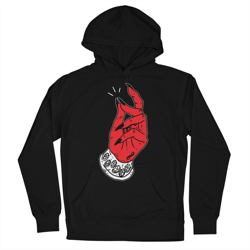 Could You As Well Disappear? Men's French Terry Pullover Hoody by skullpelillustrations's Artist Shop