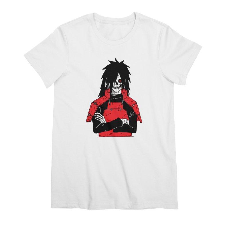 Skullified Madara Women's Premium T-Shirt by skullpelillustrations's Artist Shop