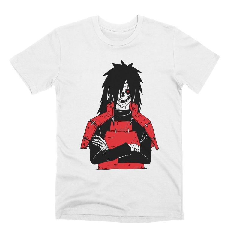 Skullified Madara Men's Premium T-Shirt by skullpelillustrations's Artist Shop