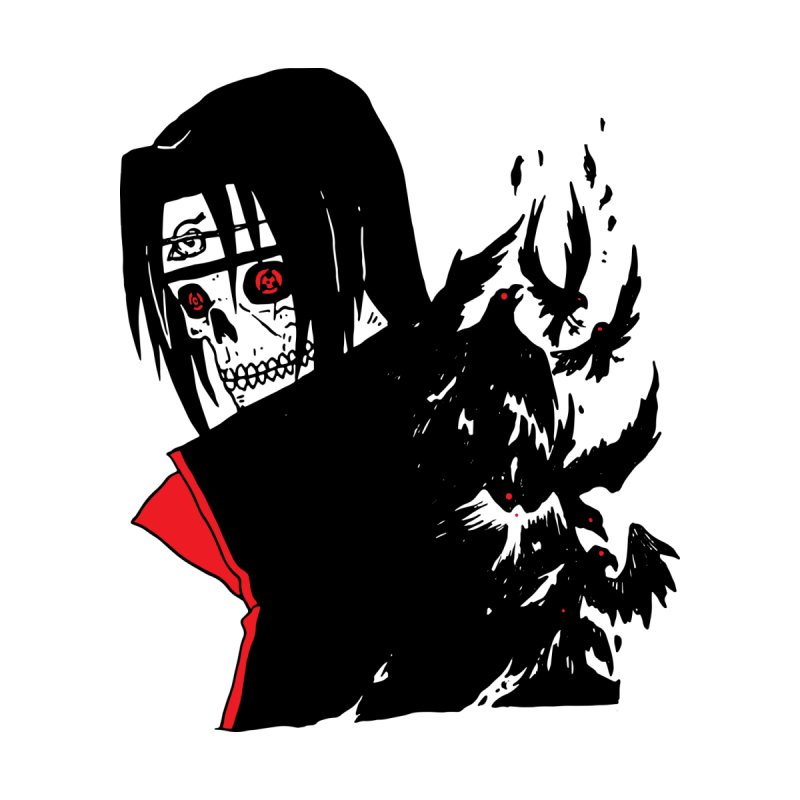 Skvllified Itachi by skullpel illustrations's Artist Shop