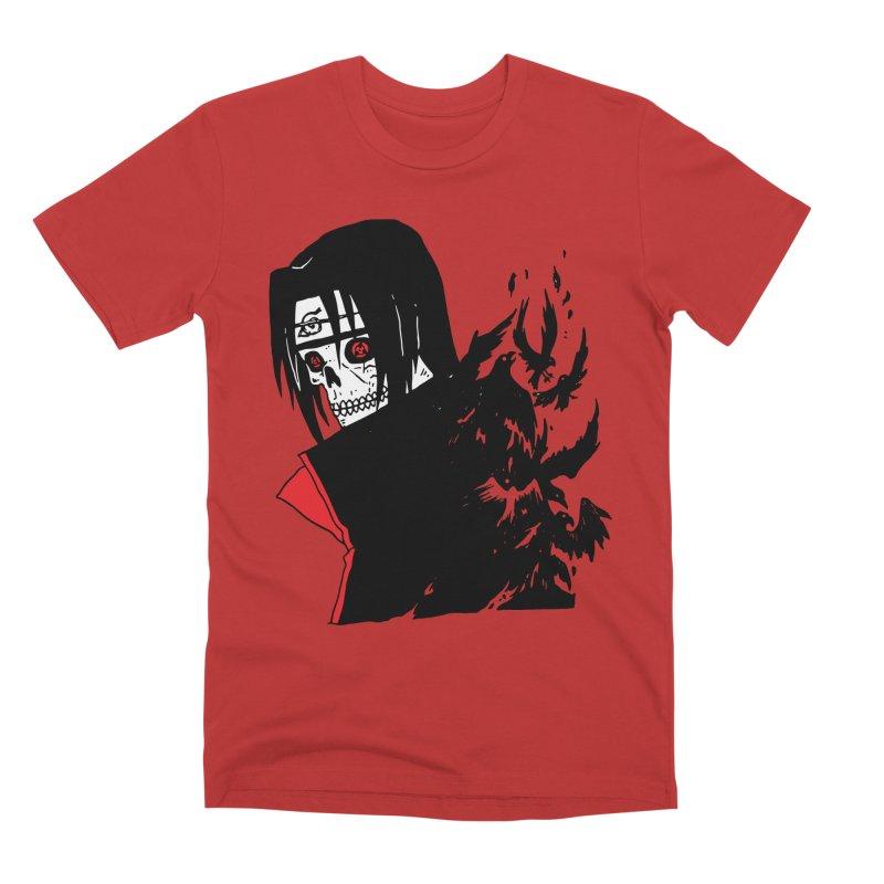 Skvllified Itachi Men's Premium T-Shirt by skullpel illustrations's Artist Shop