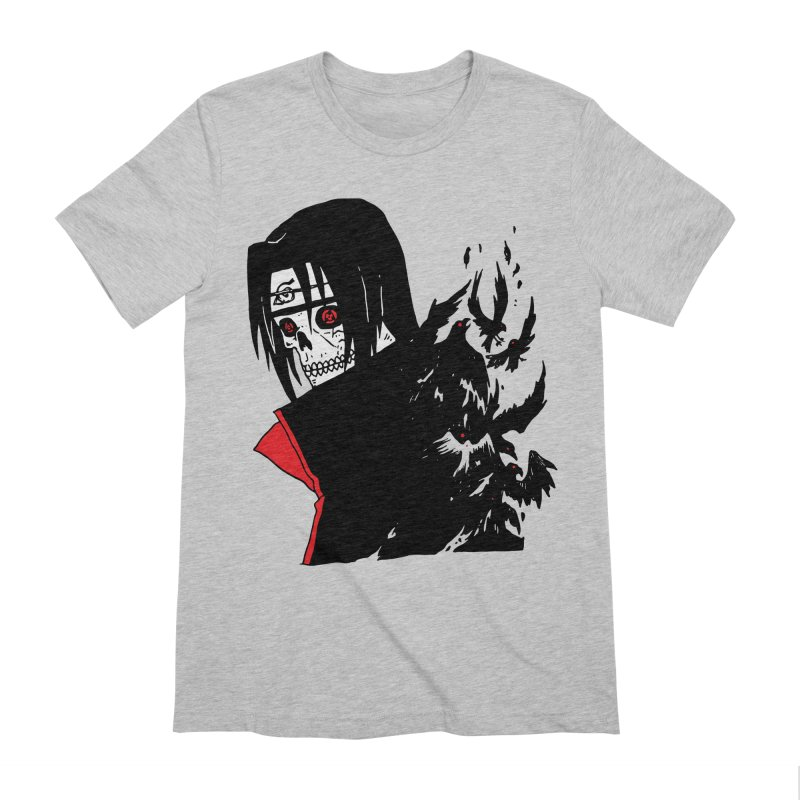 Skvllified Itachi Men's Extra Soft T-Shirt by skullpelillustrations's Artist Shop