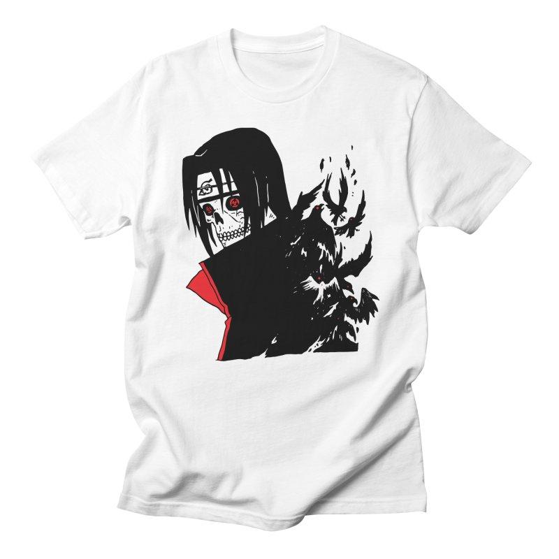 Skvllified Itachi Women's Regular Unisex T-Shirt by skullpelillustrations's Artist Shop