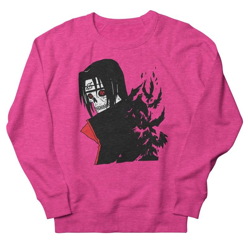 Skvllified Itachi Women's French Terry Sweatshirt by skullpel illustrations's Artist Shop