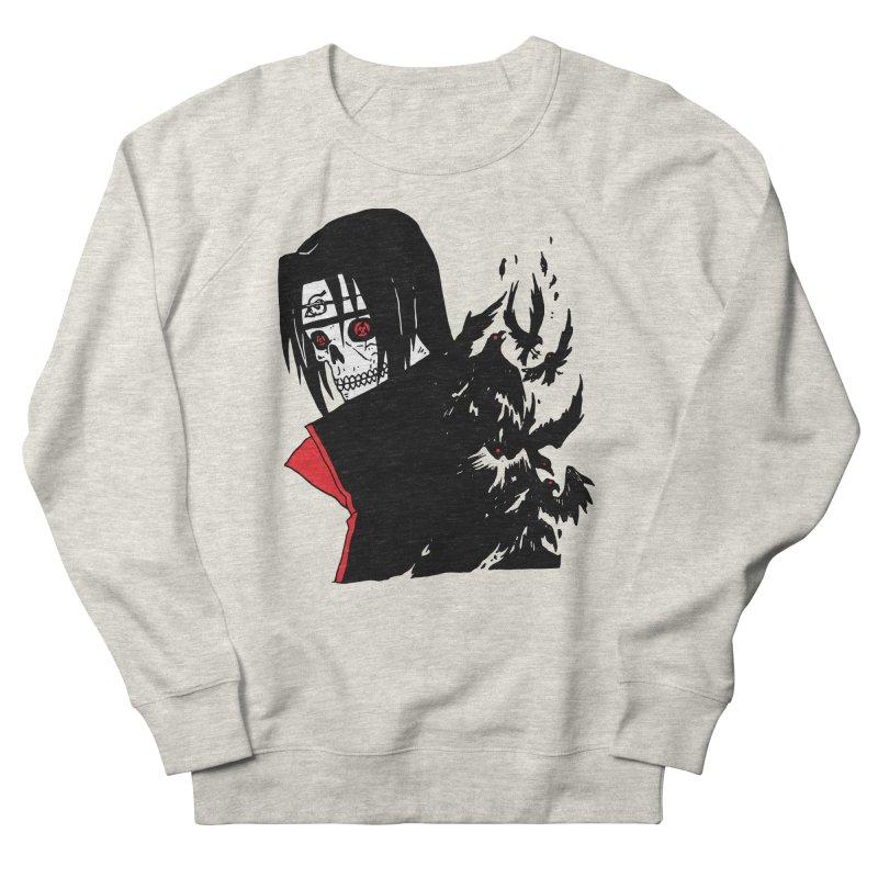 Skvllified Itachi Men's French Terry Sweatshirt by skullpelillustrations's Artist Shop