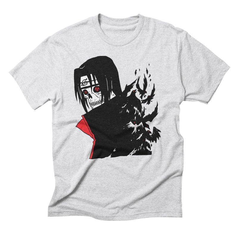 Skvllified Itachi Men's Triblend T-Shirt by skullpel illustrations's Artist Shop