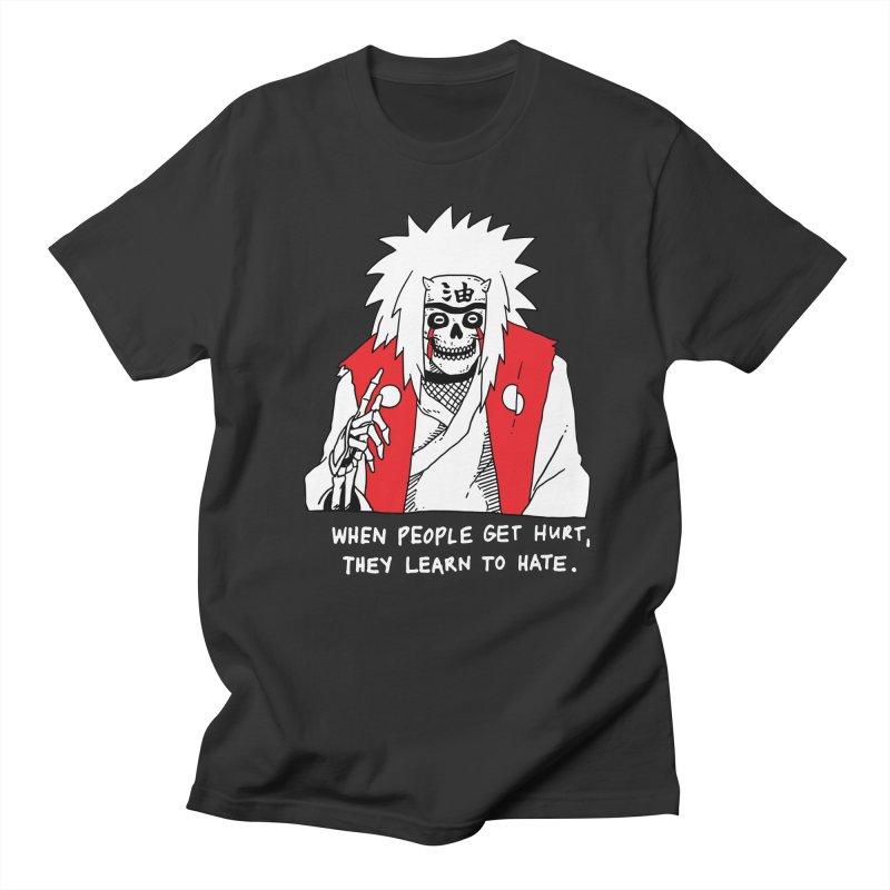 Skvllified Jiraiya Men's Regular T-Shirt by skullpelillustrations's Artist Shop