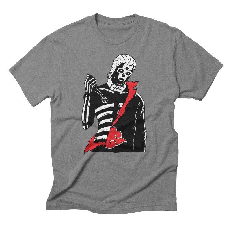 Skvllified Hidan Men's Triblend T-Shirt by skullpelillustrations's Artist Shop