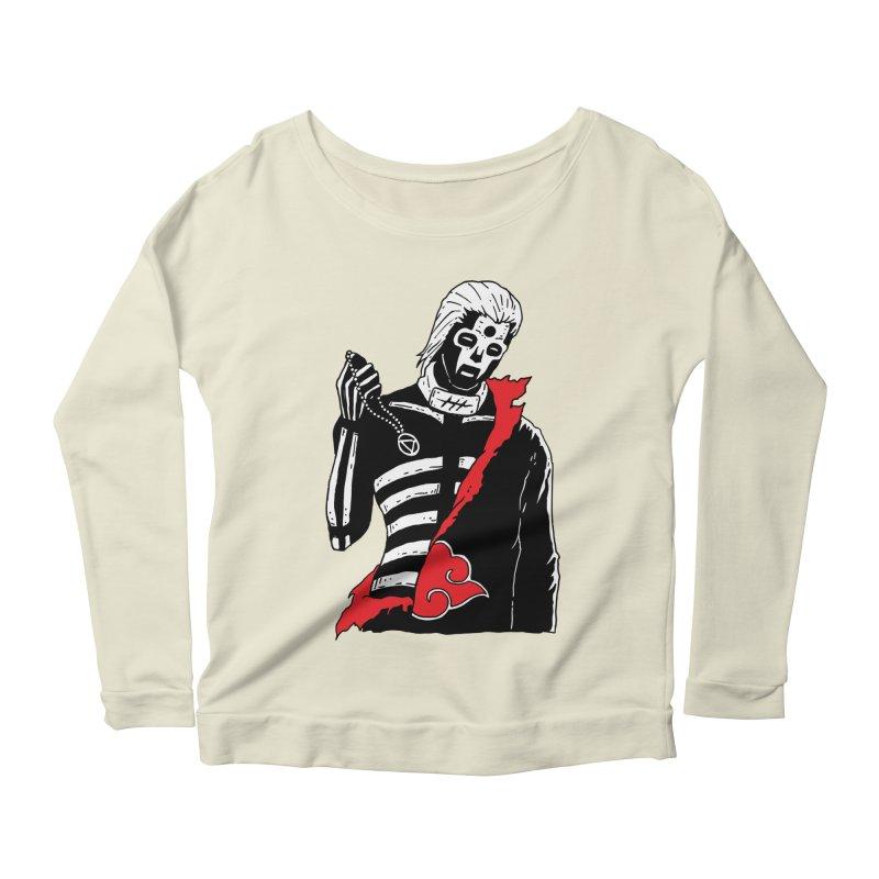Skvllified Hidan Women's Scoop Neck Longsleeve T-Shirt by skullpel illustrations's Artist Shop