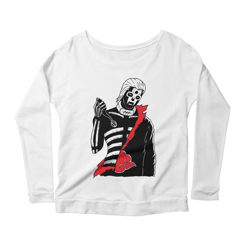 Skvllified Hidan Women's Scoop Neck Longsleeve T-Shirt by skullpelillustrations's Artist Shop